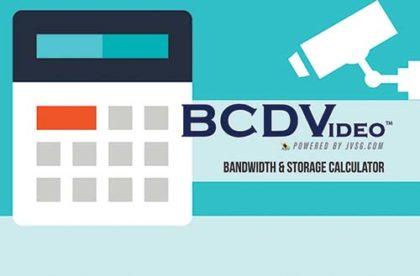bandwidth and storage calculator image